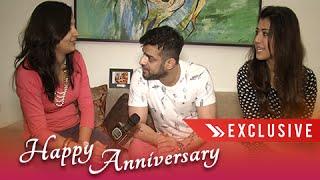 Interview: Karan Patel & Ankita's First Anniversary Celebration With Telly Masala   Exclusive