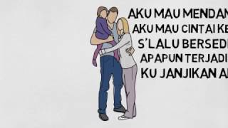 Video Once (Ku Cinta Kau Apa Adanya) lirik Sparkol download MP3, 3GP, MP4, WEBM, AVI, FLV September 2018