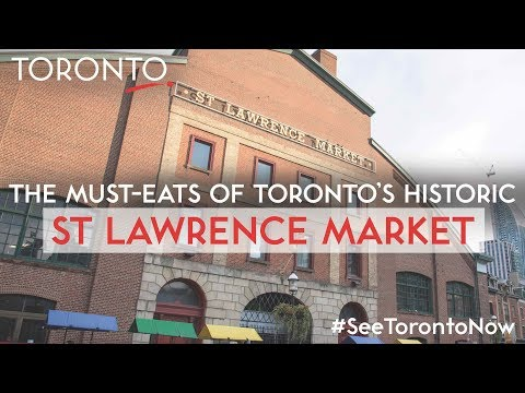 What To Eat At St. Lawrence Market | Tourism Toronto