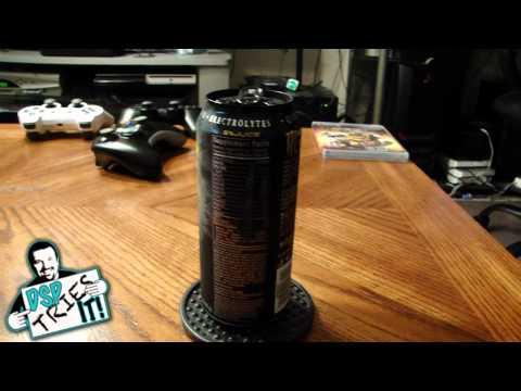 DSP Tries It Ep.4 - Monster Rehab Energy Drink
