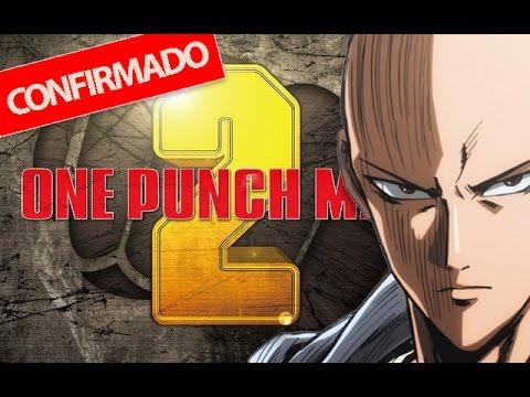 (ASSISTA) 2ª TEMPORADA DE ONE PUNCH MAN