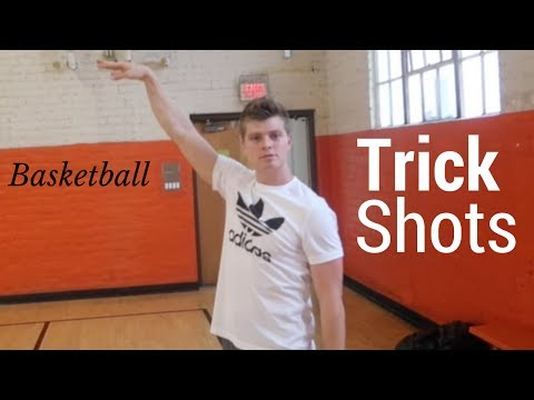 Basketball Trick Shots TWO DAYS!