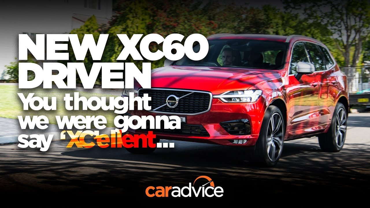 2018 Volvo XC60 D5 R-Design review | CarAdvice