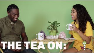 Why You Should Be In Therapy w/ Giancarlo Simpson | The Tea On