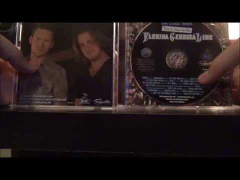 Florida Georgia Line Heres To The Good Times CD Unwrapping