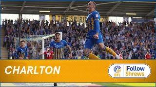 HIGHLIGHTS: Town 1 Charlton 0