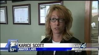 Spokane lab certified for marijuana testing