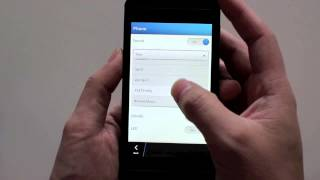 Changing Ringtones - Blackberry Z10