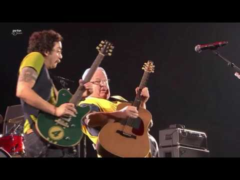 Tenacious D @ Rock Am Ring (Germany) 03.06.2016 (FULL LIVE CONCERT)