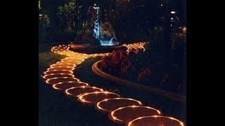 Garden Lightening Ideas