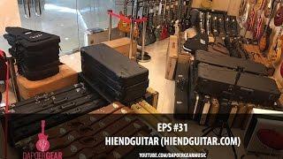 Dapoer Gear (Eps 31) - HiendGuitar (hiendguitar.com)