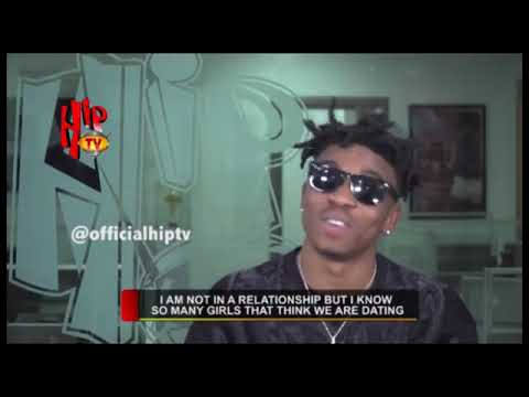 """I'm Not In A Relationship But I Know Many Girls Think We Are Dating"" - Mayorkun."