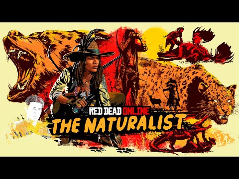 Red Dead Online :  The Naturalist - How to Start the The Naturalist Role