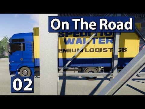 ON THE ROAD PREVIEW deutsch #2 ► Auftragsversuche VOR dem PATCH OTR