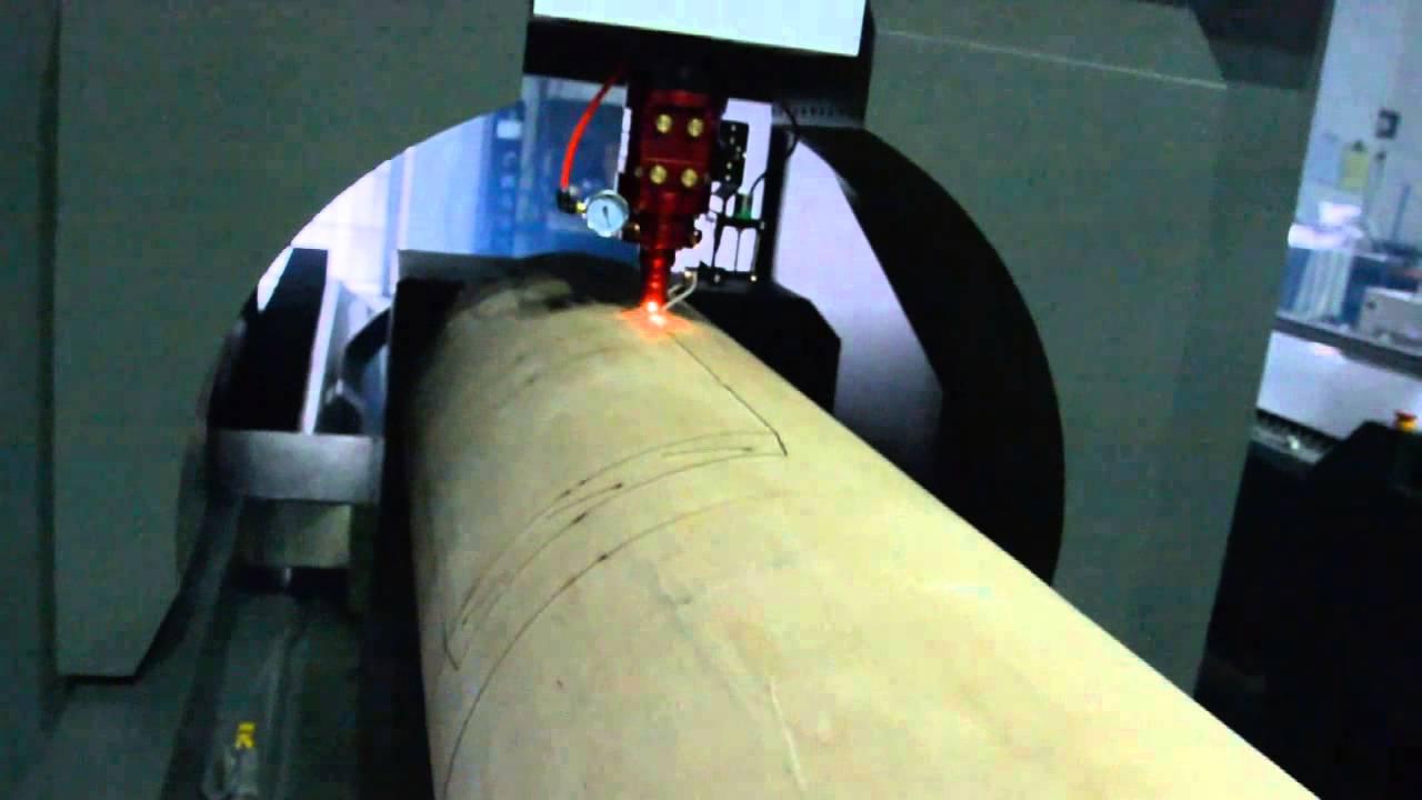 laser die cut machine