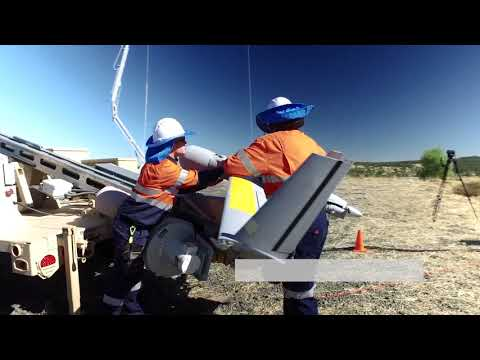 QGC implements world-first drone technology to maintain CSG wells