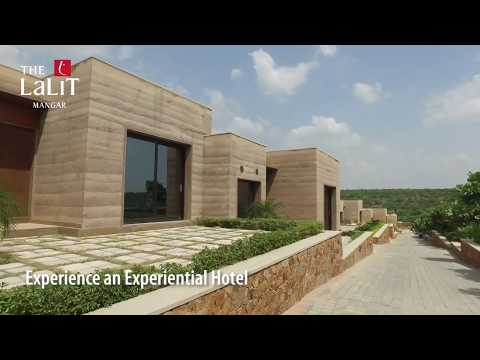 Experience an experiential hotel - The LaLiT Mangar