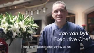 Anantara Siam Bangkok Hotel - Bangkok's Best Sunday Brunch