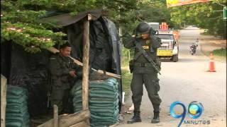 Agosto 12 de 2011. Combates en Timba, Cauca