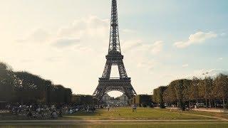 THE SQUAD GO TO... PARIS!
