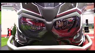 2019 Honda Africa Twin | Look around & First Look at Auto Show