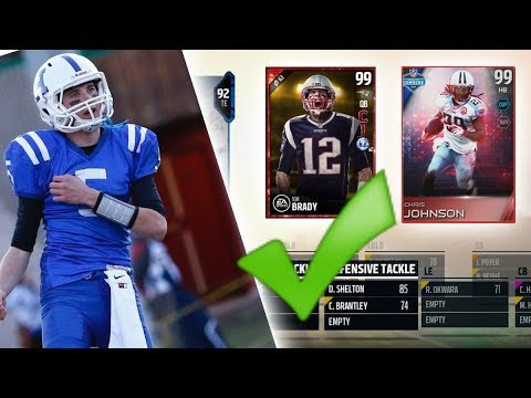 ONLY Can DRAFT Players I CAN RUN Faster Than! Madden 18 Draft
