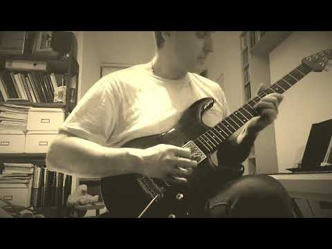 Dream Theater - The Spirit Carries On (cover By Tano)