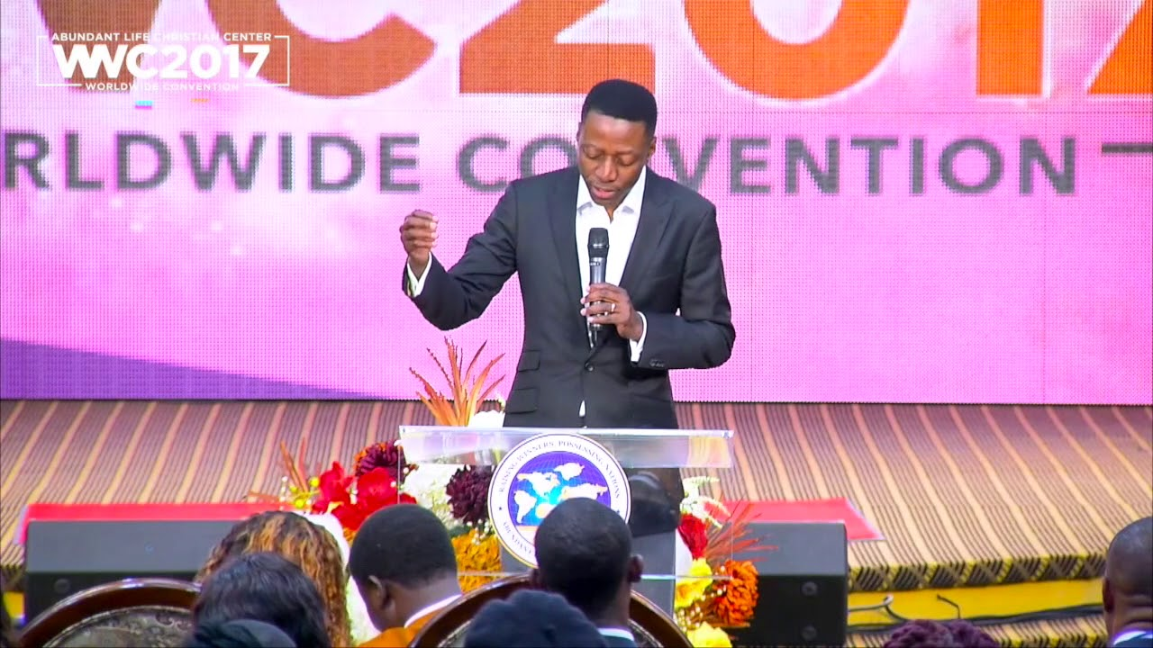 WWC2017 CONVENTION_DAY 2_PASTOR SAM ADEYEMI