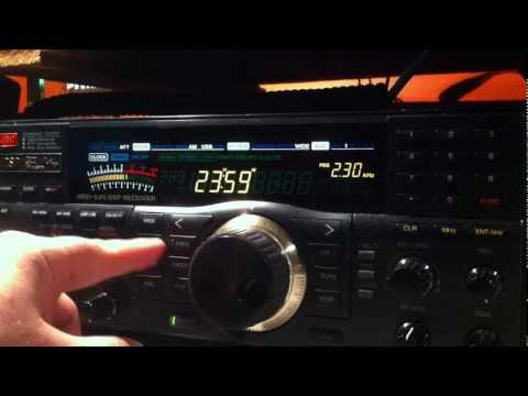 Radio Bulgaria on the JRC NRD 545 [HD]