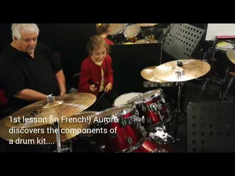 The School Of Rhythm (London - UK) Drum Lessons.