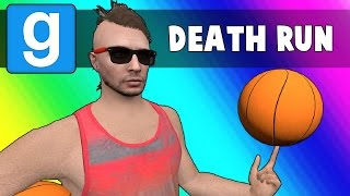 Gmod Deathrun Funny Moments - Late Olympics! (Garry