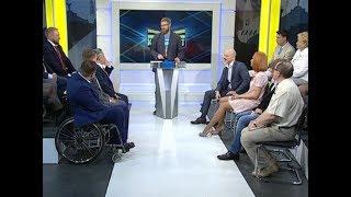 «Кандидат» политическое ток-шоу (09.06.2017)