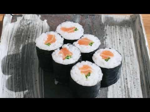 How To Make Sushi Rolls With Japanese Chef Atsuko Ikeda