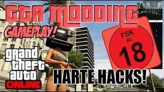 Geld Wird Geklaut! / Gefahr Von Vergewaltigungen - GTA 5 Online Modder Gameplay