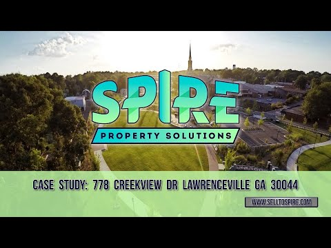 'Sell My House Fast in Lawrenceville' – Sell To Spire– 778 Creekview Dr Lawrenceville GA 30044