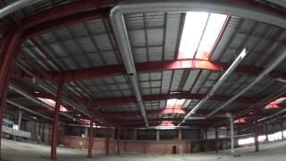 Огнезащита металлоконструкций с использованием огнезащитных красок на органической основе №2(Наша организация в данном видео занимается проведением работ по огнезащите несущих металлических констру..., 2016-01-11T20:29:04.000Z)