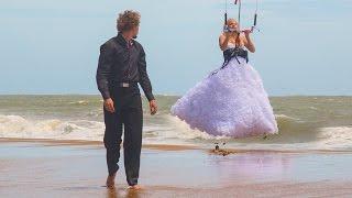Кайтсерфинг и свадьба в Шри-Ланке