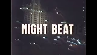 WGN Channel 9 - Night Beat with Jack Taylor (Opening, 1980)