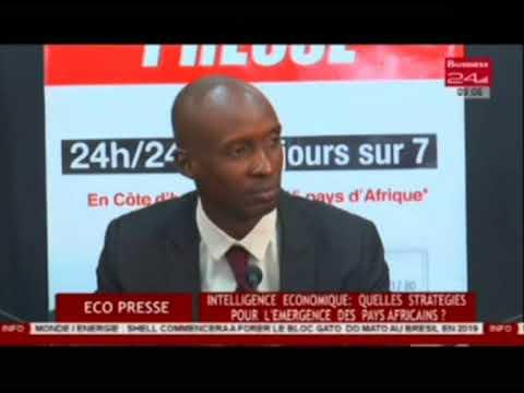 Eco Presse / Intelligence économique : Quelles strategies pour l'emergence des pays Africains