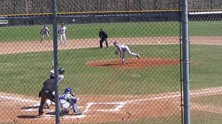 CCRI Baseball Highlights vs UCAP 4-21-18