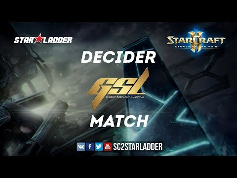2017 GSL S3 Ro32 Group F Decider Match