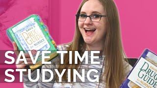 How to Use Your Drug Guide to SAVE TIME Studying screenshot 1