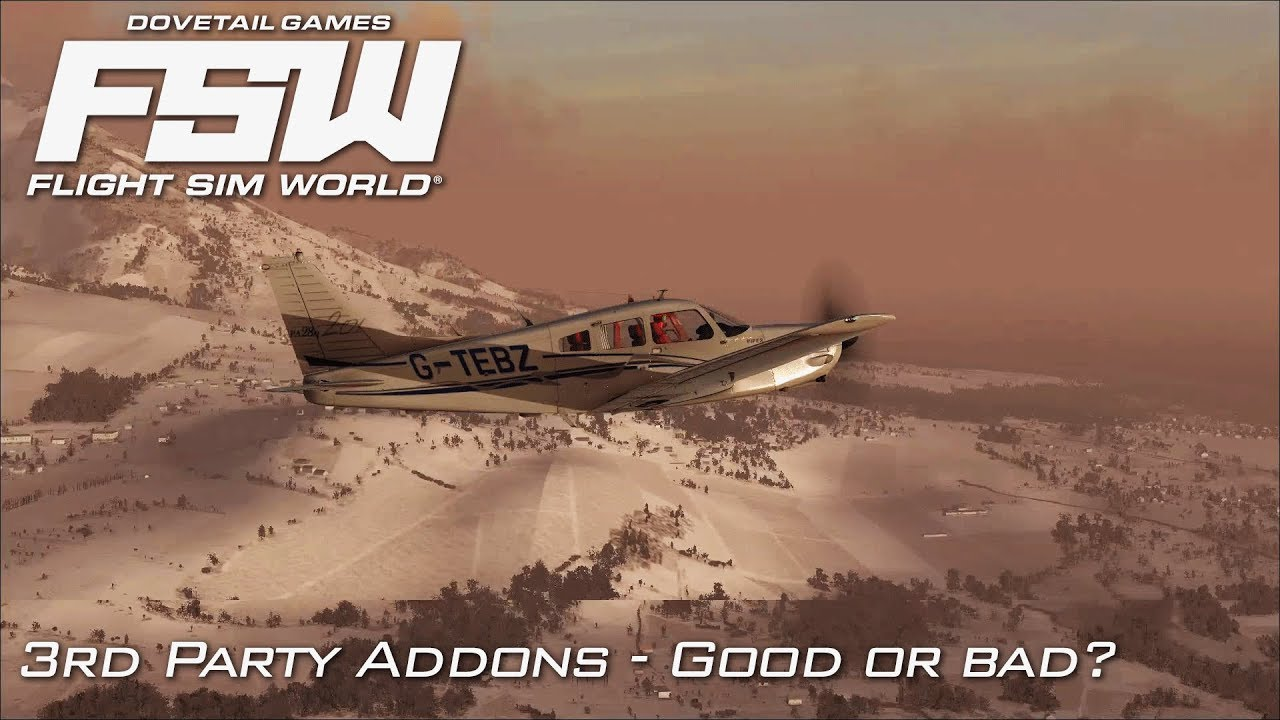 Flight Sim World   3rd Party DLC Thoughts   Early Access