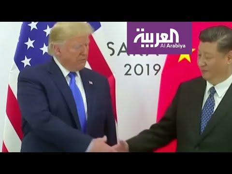 اتفاق أميركي صيني يجمّد الحرب التجارية إلى حين  - نشر قبل 5 ساعة