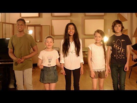 KIDS UNITED - Tout Le Bonheur Du Monde (Version acoustique)