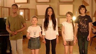 Kids United - Tout Le Bonheur Du Monde (Acoustique - Officiel)