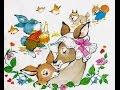 El cuento  de Bambi y sus amigos del bosque - Videos infantiles - Cuentos clásicos para niños