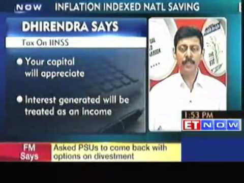 Dhirendra on inflation-indexed fund