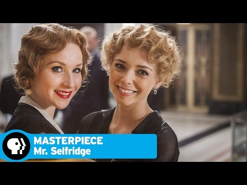 MASTERPIECE | Mr. Selfridge, Final Season: Episode 6 Scene | PBS