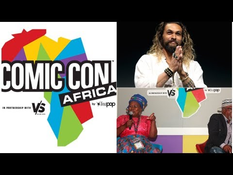 Superhero Fanatics - Are You Ready for Comic Con Africa?